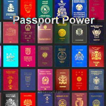 ردهبندی قویترین و ضعیف ترین  پاسپورتها در سال ۲۰۱۷