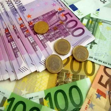انواع سکه و اسکناس های یورو