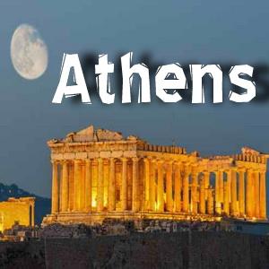 سفرنامه یونان – آتن