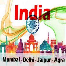 سفرنامه هند – بمبئی – دهلی – جیپور – آگرا
