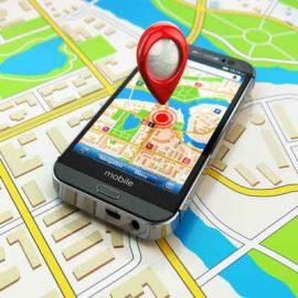 سایت های مختلف جهت مکان یابی و نقشه های ناوبری